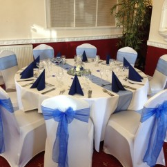 Chair Cover Hire Moray Walmart Folding Chairs Deans Covers