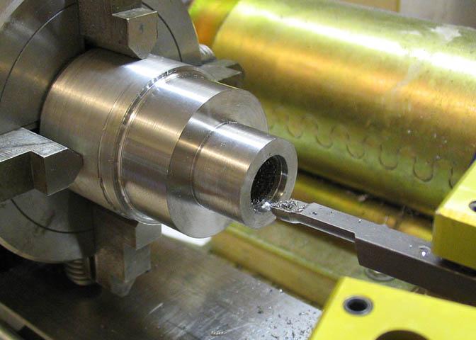 Craftsman 109 Lathe Spindle