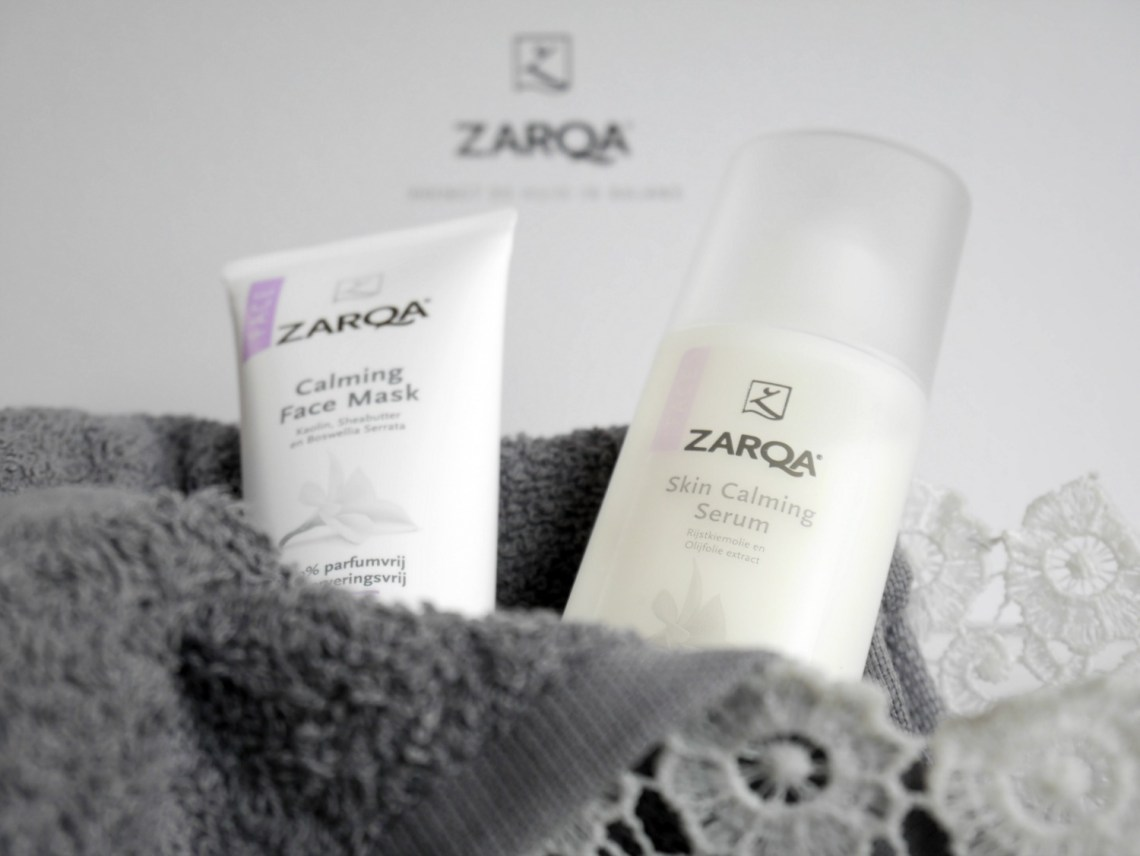 Zarqa Skin Calming Serum
