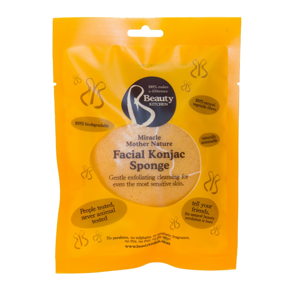 Beauty Kitchen Konjac sponge