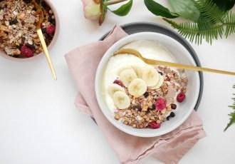 Granol ontbijt met mymuesli