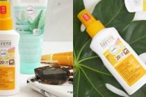 natuurlijke zonbescherming van laveert