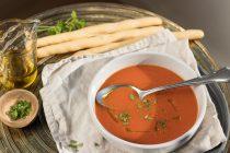 snelle én gezonde tomatensoep