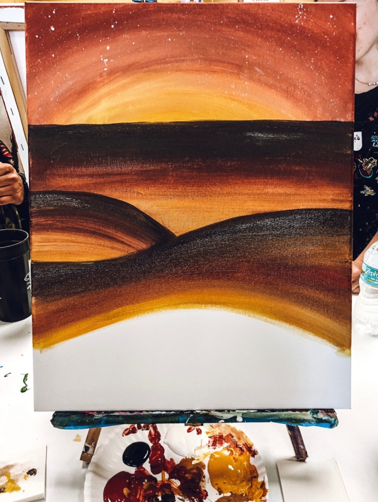 Date Night Ideas Painting With A Twist Dear Bliss By Jules