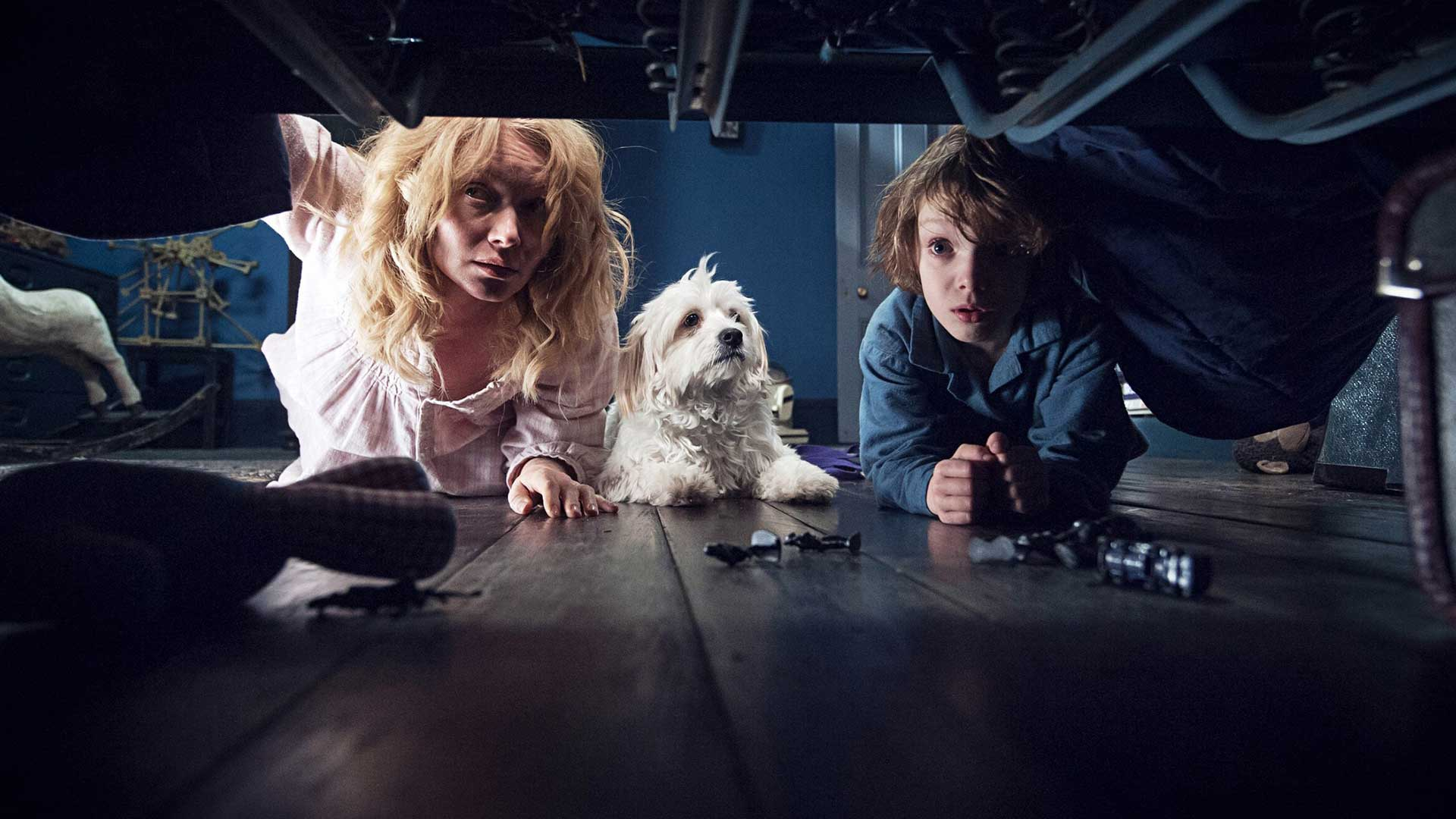 The Babadook Dear Cast & Crew