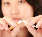 quit smoking.