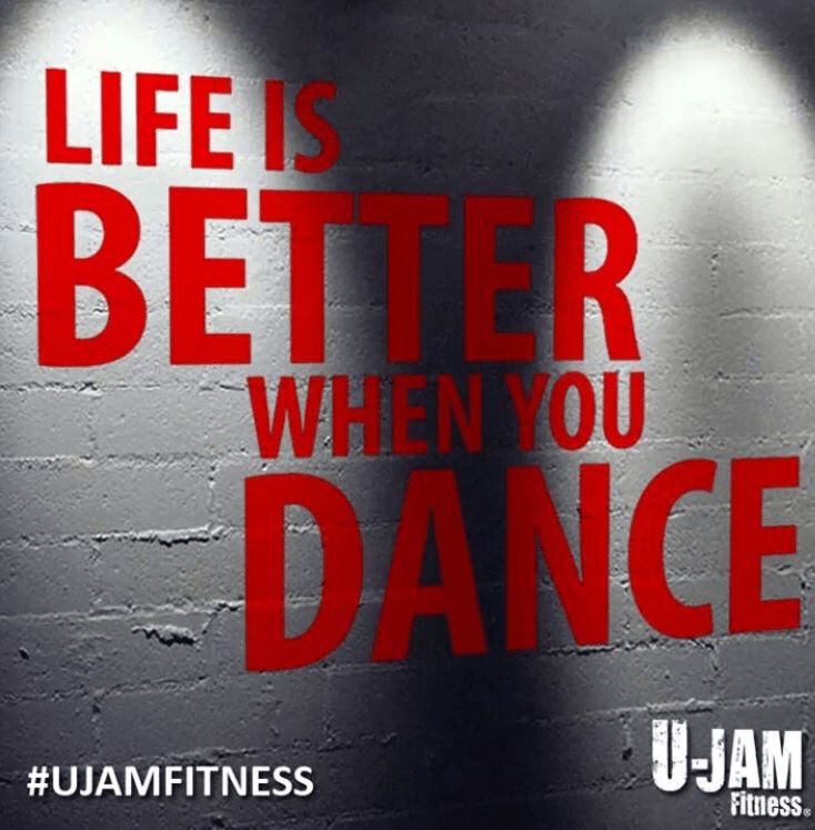 Wellness Wednesday:  Spotlight on U-Jam Fitness®