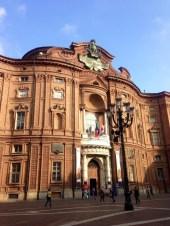 Palazzo Carignano - Piazza Carignano