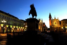 Emanuele Filiberto - monumento equestre