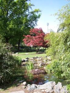 Giardino Botanico - spring colors