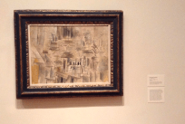 Georges Braque - Homage to J. S. Bach, 1911 (MoMA)