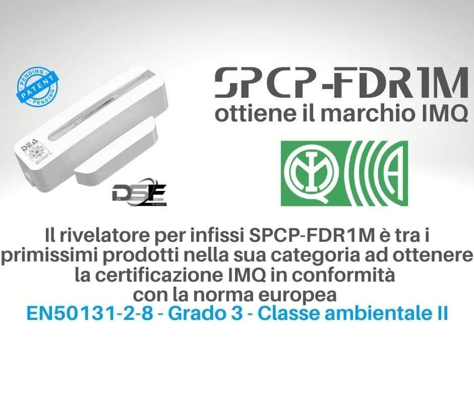 SPCP-FDR1M IMQ