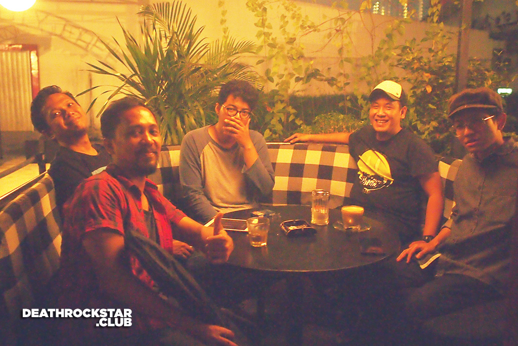 Mayo, Otis, Some kid, Davi dan Gagi