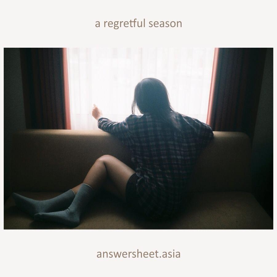 a regretful season