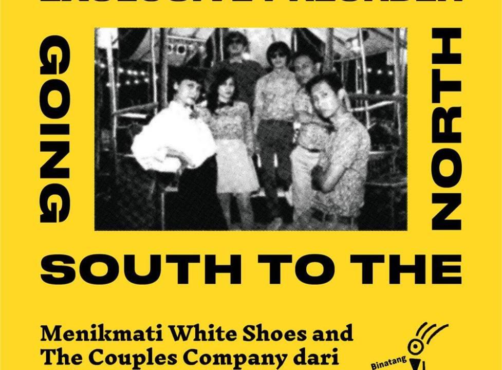 menikmati white shoes and the cuples company dari dekat