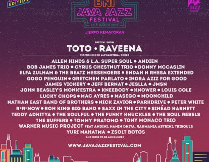 java jazz festival 2019