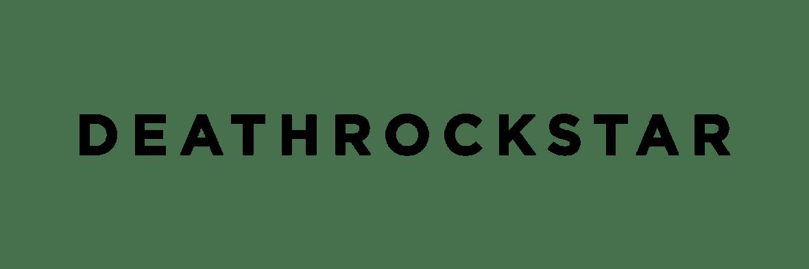 logo deathrockstar png
