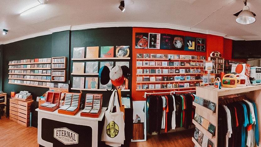 Eternal Store Bogor Eternal Record Store Bogor Record Store Bogor