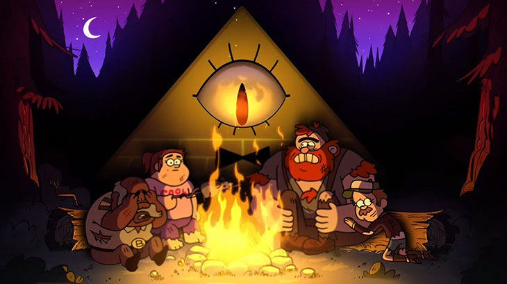 Bill Gravity Falls Wallpaper Hd Gravity Falls Finale To Air This February Death S Door Prods