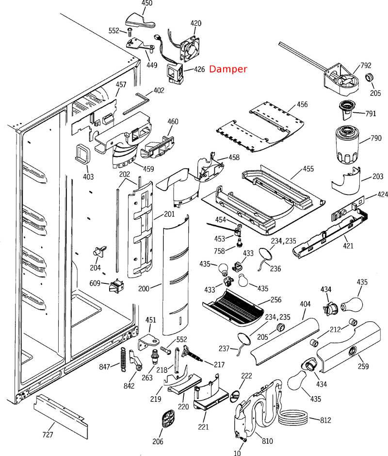 Dayton Damper Motor Wiring Diagrams, Dayton, Get Free