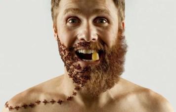 Adrian Alarcon doet leuke dingen met zijn baard08