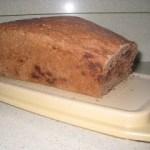 Pane al Ciaccolato oftewel Italiaans chocoladebrood
