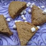 Zoete Aardappel (Marshmallow) Blondies