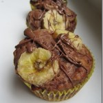 Banaan Nutella Muffins