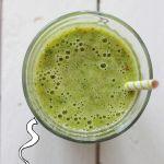 Zoete Fruit Groene Smoothie
