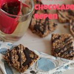 Gepofte Amaranth Chocolade Repen
