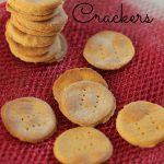 polenta cracker