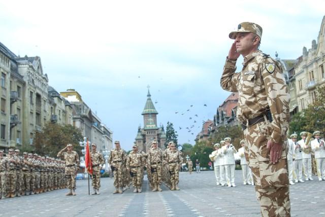 lt  col Cristian Dan cdt Batalion 32 Infanterie Mircea