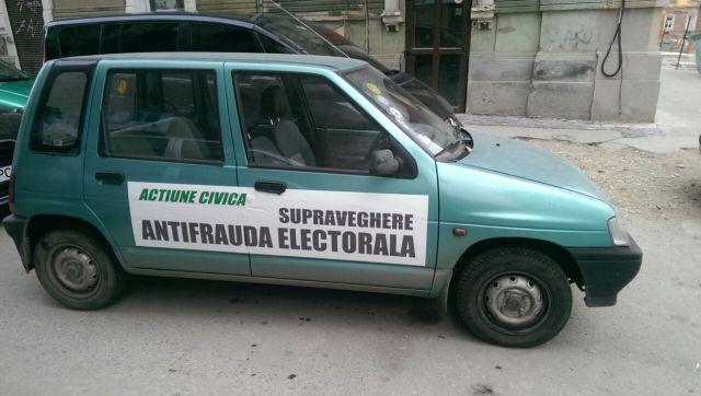 masina antifrauda