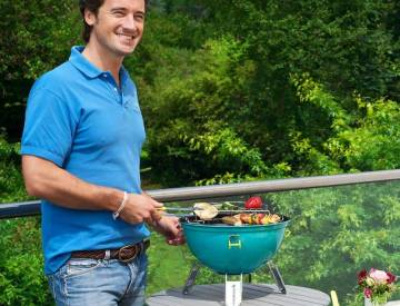 Compacte Barbecues