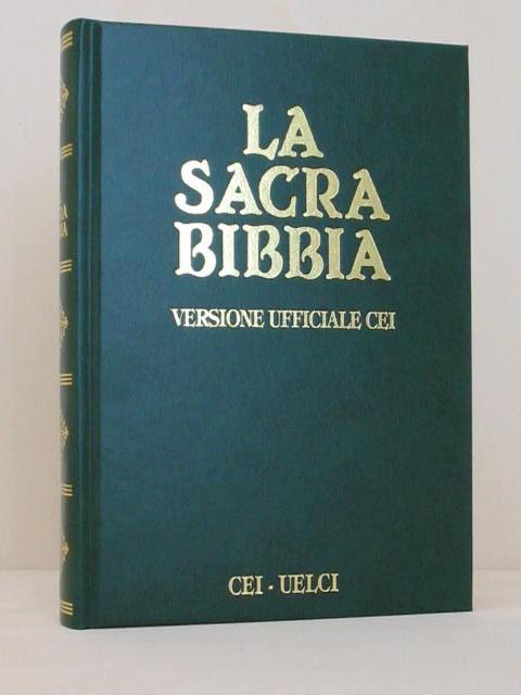 Bibbia la Genesi  AAVV  Recensione di LOTTACRISTIANA