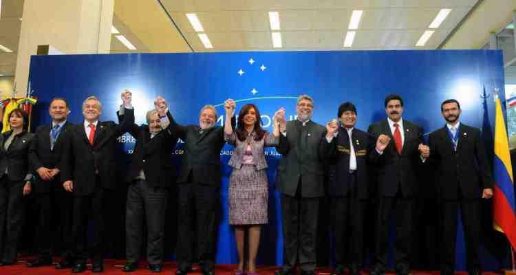 Candidatos y Mercosur