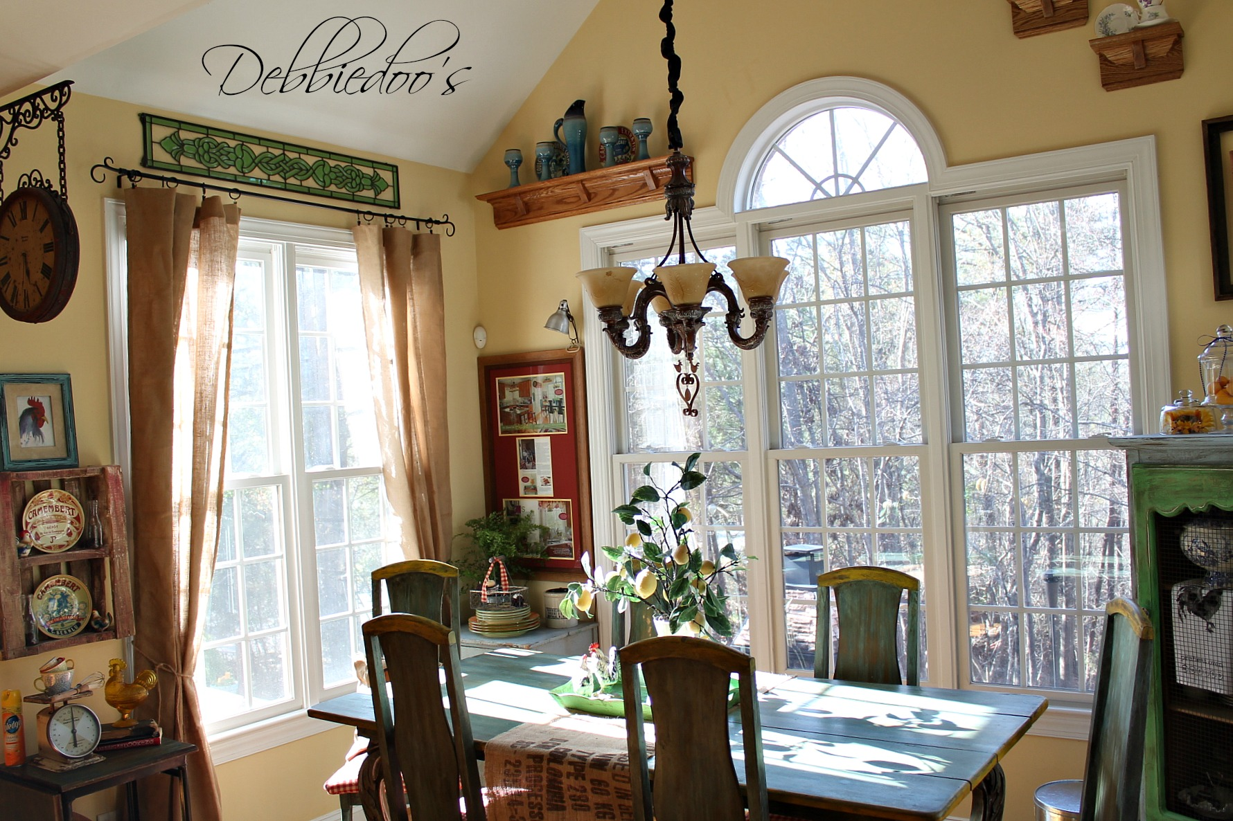 Thrifty Home Decorating Blogs