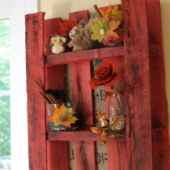 Fall Kitchen Curtains Island Tops Ideas Home Tour Thankful At Debbiedoos
