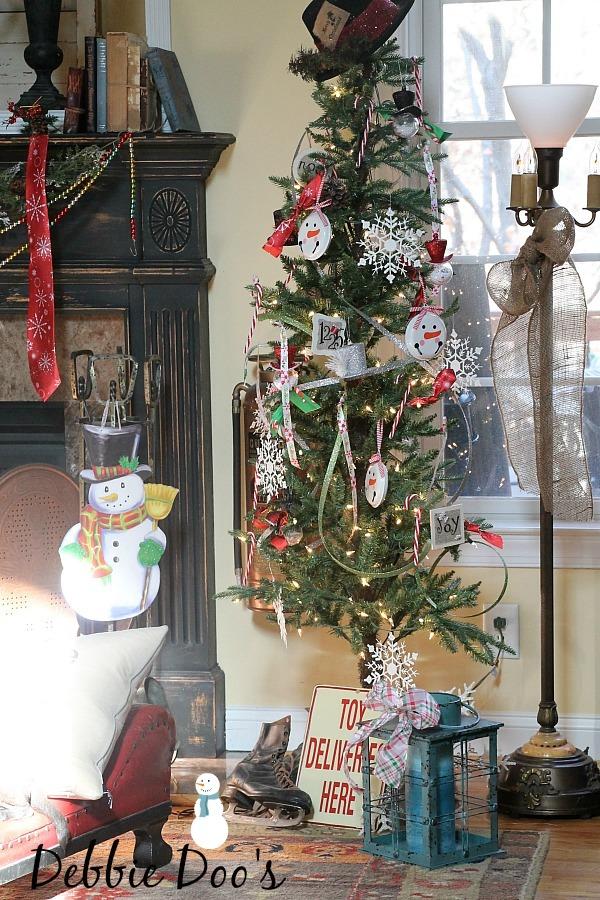 Dollar tree Christmas craft and decor ideas  Debbiedoos