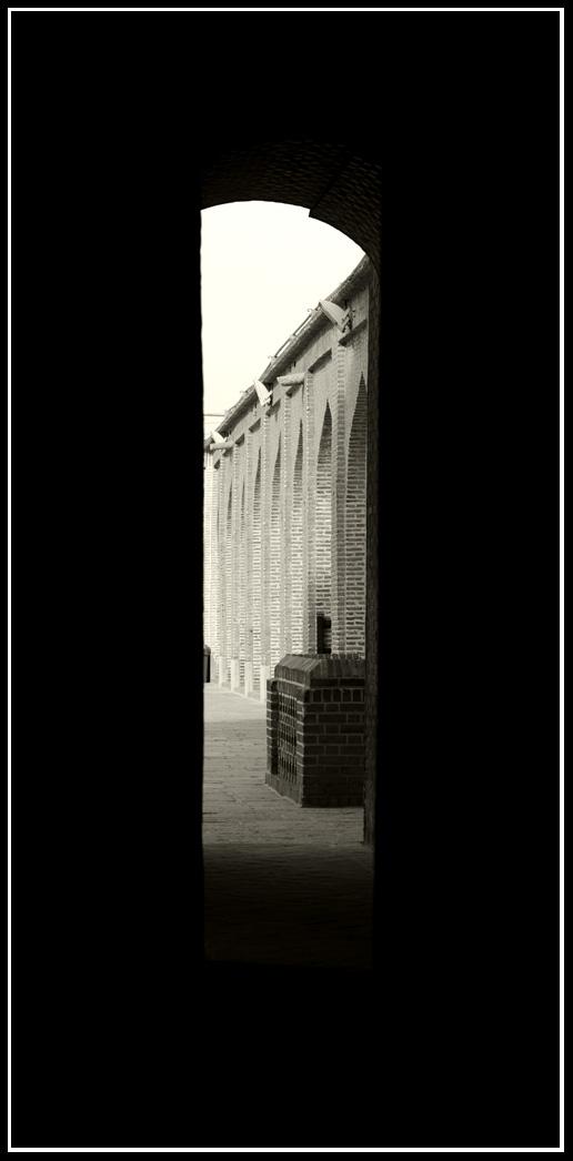 Jameh Mosque內