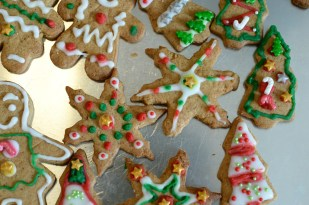 Gingerbread Man 聖誕薑餅人
