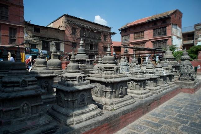 Swayambhunath - Monkey Temple