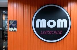 MOM Livehouse was our event veneue