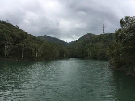 洪水坑水塘
