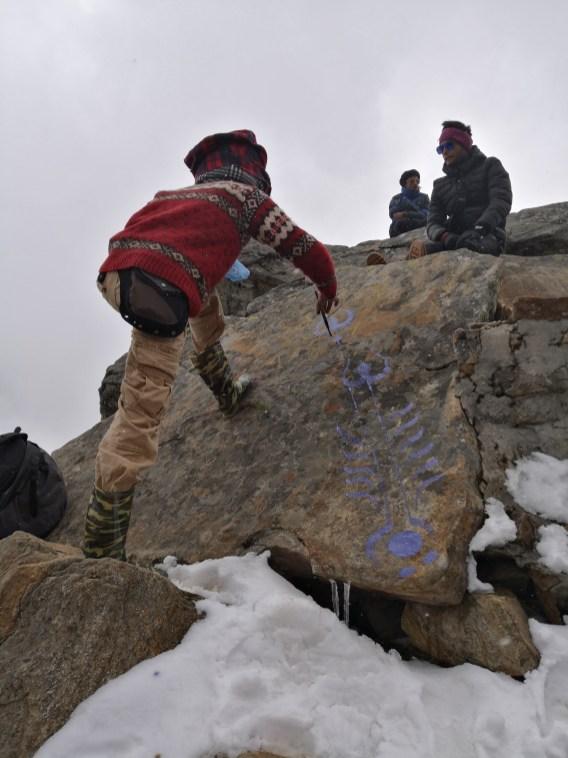 尼泊爾行山之旅 Langtang trek(9)Gosainkunda
