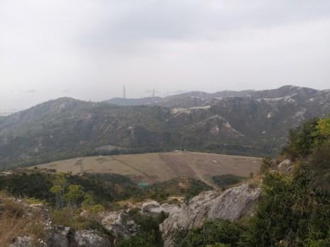 望后石谷堆填區