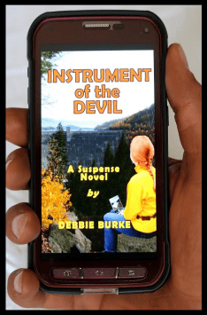 Instrument of the Devil by Debbie Burke, book cover
