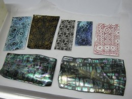Debbie-Crothers-Polymer-Clay-Artist-Melbourne-Workops-Tube Beads (6)