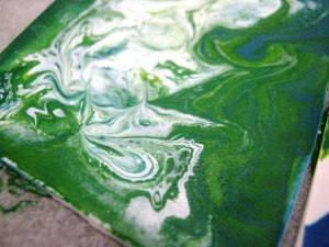 Debbie-Crothers-Polymer-Clay-Artist-Instructor-Acrylic-Pouring-Ar
