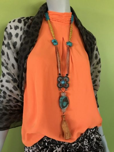 Debbie-Crothers-Polymer-Clay-Necklace-Organic-BOHO-Earthy-Statement-Artisan-Jewelry